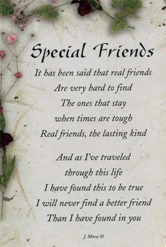 Special Friendship Quotesspecial friendship bond quotes, special friendship day quotes, special friendship quotes, special friendship quotes and sayings… Special Friend Quotes, Best Friend Cards, Cards For Friends, Special Friends, Happy Birthday Special Friend, Poems For Friends, To My Best Friend, Love My Friends Quotes, Friend Sayings