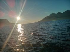 Kl.23.00 Vestfjorden