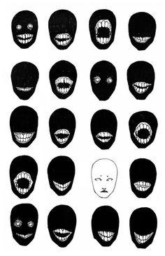 art dessin New dark art drawings demons horror ideas Creepy Drawings, Dark Art Drawings, Creepy Art, Creepy Sketches, Demon Drawings, Drawings Of Mouths, Drawing Reference Poses, Drawing Poses, Drawing Tips