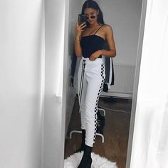 newborn take home outfit Sporty Outfits, Summer Outfits, Fashion Outfits, Womens Fashion, Fashion Trends, Look 2018, Outfit Goals, Looks Style, Fashion Killa