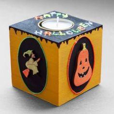 Diese süße Idee zu Halloween ist super einfach! Die Anleitung gibt es gratis auf unserer Website! Home Decor, Cute Ideas, Halloween Ideas, Super Simple, Hang In There, Funny, Tutorials, Crafting, Kids