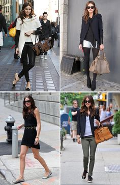 STYLE ICON: OLIVIA PALERMO (Part II) | Collage Vintage