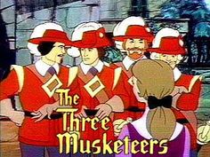 The 3 Musketeers (1968)