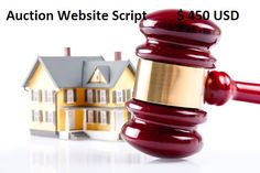 Auction website script is developed completely to build buy and sell platform portal. The product is developed with innovative features and functionalities like multiple payment gateways, multiple payment gateways, multiple language support, auctions management console, add/edit/remove categories etc. It is now available at only $450USD.