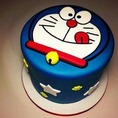 Doraemon Cake Design : tarta - Doraemon on Pinterest Doraemon Cake, Thank You ...