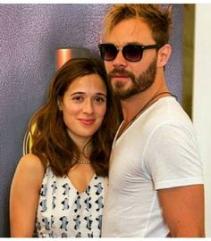 """The photo """"Marina Squerciati and Patrick John Flueger"""" has been viewed 911 times. Chicago Justice, Nbc Chicago Pd, Chicago Shows, Chicago Med, Chicago Fire, Chicago Police Department, Chicago Crossover, Patrick John Flueger, Marina Squerciati"""