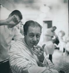 Rex Harrison by Avedon
