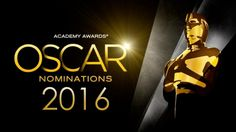 Oscars 2016 – Lista completa de nominados