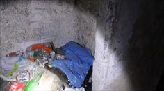 Opuszczony dwór Marii Biegańskiej
