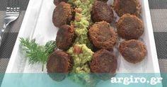 Ρεβυθοκεφτέδες από την Αργυρώ Μπαρμπαρίγου | Δοκιμάστε όλοι αυτή την παραδοσιακή συνταγή από την Πάρο. Δεν θα πιστεύετε τη νοστιμιά της!