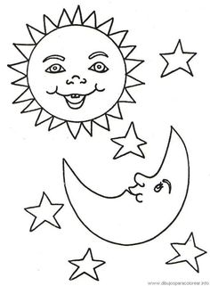 Desenhos para colorir Espaço 38