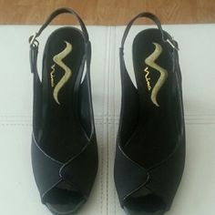 Gorgeous  high heels.  Only worn once Gorgeous high heels.  Only worn once. Shoes Heels