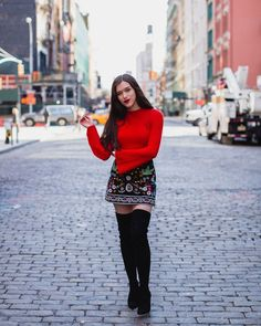 40b497ca083 A Bell Sleeve Moment in the Bowery. Fall Fashion OutfitsNyc FashionSchool  FashionTrendy ...