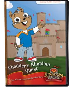 Harvest Books - Still has a few of the Group Kingdom Rock VBS 2013 Chadder's Kingdom Quest DVD in stock for only $13.49! (http://www.harvestbooks.org/group-kingdom-rock-vbs-2013-chadders-kingdom-quest-dvd/)