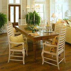 2002 | Beaufort, SC | Dining Room | Designer: Linda Woodrum