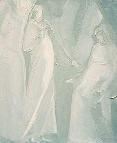 Macha Chmakoff, Visitation gris et blanc