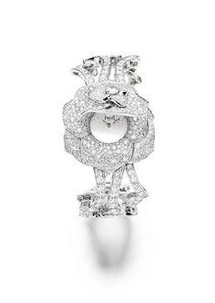 Piaget Secret Watch Rose Collection