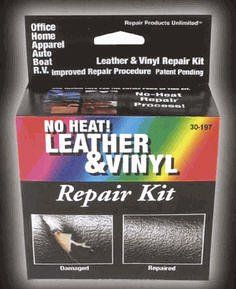 No Heat! Liquid Leather & Vinyl Repair K  Sale Price: $8.00