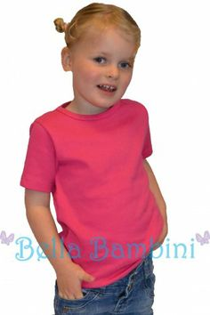 Ik heb iets leuks ontdekt! Kids shirt korte mouw bij Bella Bambini in stad.nl. Echt de moeite waard.