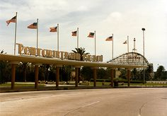 Great Memories, Childhood Memories, Six Flags New Orleans, New Paris, The Good Old Days, Abandoned Places, Louisiana, Exterior, City