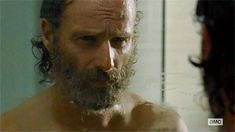 Here's The Real Reason Why Rick Lost His Beard on The Walking Dead | Vanity Fair