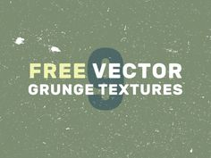 ⬇ Free download: vector grunge texture set