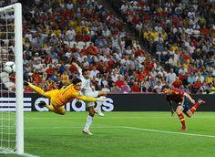 SCRIVOQUANDOVOGLIO: CALCIO EURO 2012:QUARTO DI FINALE (23/06/2012)