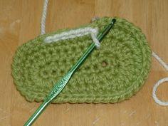 Happy Baby Crochet: New Crochet Baby Shoes