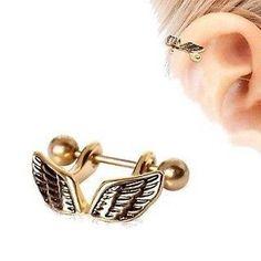 Angel Wing Cartilage Cuff Cartilage Piercing