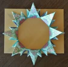 Image result for paper folding kaleidoscopes