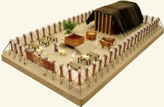 """""""Creation, Tabernacle, Dwelling"""" - at Messianic Jewish Musings.  The purpose of Creation as shown in the Tabernacle - interesting!"""