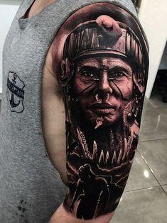 Mayan Apocalypto Tattoo