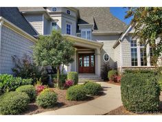 A classic, upscale home in Mooresville in a great location.