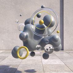 #3d #graphicdesign #illustration #diseño #cgi #vray #render #rendering #c4d #geometría #particle #creative #design #grafic #vfx #behance #instaart #geometry #artwork #3dsmax #autodesk #color #3dgraphics #particleflow #motiongraphics #mographic #mograph #instagood