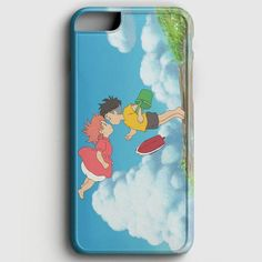 Ponyo On The Cliff iPhone 6/6S Case | casescraft