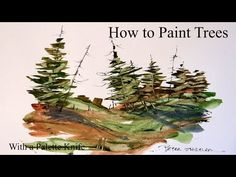 How to paint a dramatic sky demonstration. Winter sky. Evening Sky. Winter farm. With Peter Sheeler - YouTube