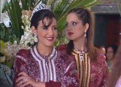 princesse lalla meryem et sa fille lalla soukaina filali