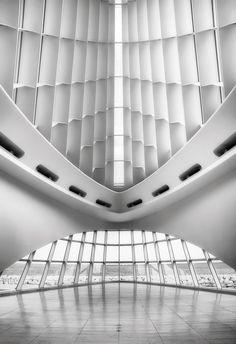 Grand Entrance by Calatrava