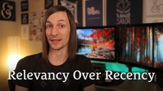 Relevancy Over Recency http://seanwes.tv/98