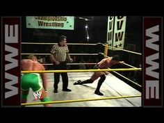 Randy Orton vs. John Cena: OVW, Jan. 19, 2002
