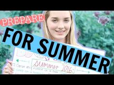 5 THING TO DO TO GET READY FOR SUMMER! | Avrey Ovard