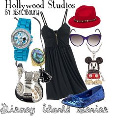 """""""Hollywood Studios"""" by lalakay on Polyvore"""