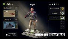 The Walking Dead: No Man's Land #TWDNoMansLand No Mans Land, Survival Instinct, The Walking Dead, Health, Game, Revenge, Health Care, Walking Dead, Gaming