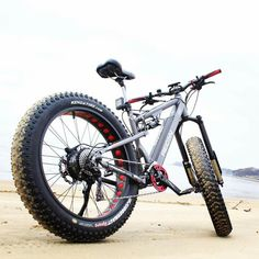 Cycling | Bring on the beach and sand! | Big Wheels keep on rolling ... on and off road.