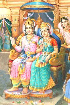 Krishna Love, Hare Krishna, Lord Sri Rama, Om Shanti Om, India Culture, Krishna Painting, India Art, Pretty Wallpapers, Gods And Goddesses