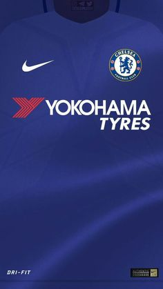 Chelsea Shirt, Fc Chelsea, Chelsea Football, Soccer Kits, Football Kits, Yokohama, Soccer Poster, Football Posters, Manchester City Wallpaper
