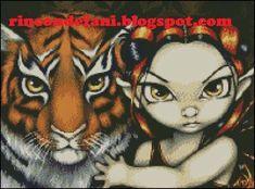 Fictional Characters, Art, Punto De Cruz, Dots, Art Background, Kunst, Performing Arts, Fantasy Characters, Art Education Resources