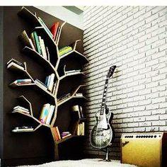 bookcase tree