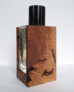 Handmade reclaimed oak case Clove Bud, French Oak, Bergamot, Hair Beauty, Fragrance, Perfume, Organic, Whiskey, Pepper