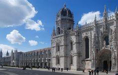 Portugal (mosteiro dos Jerónimos) Belém